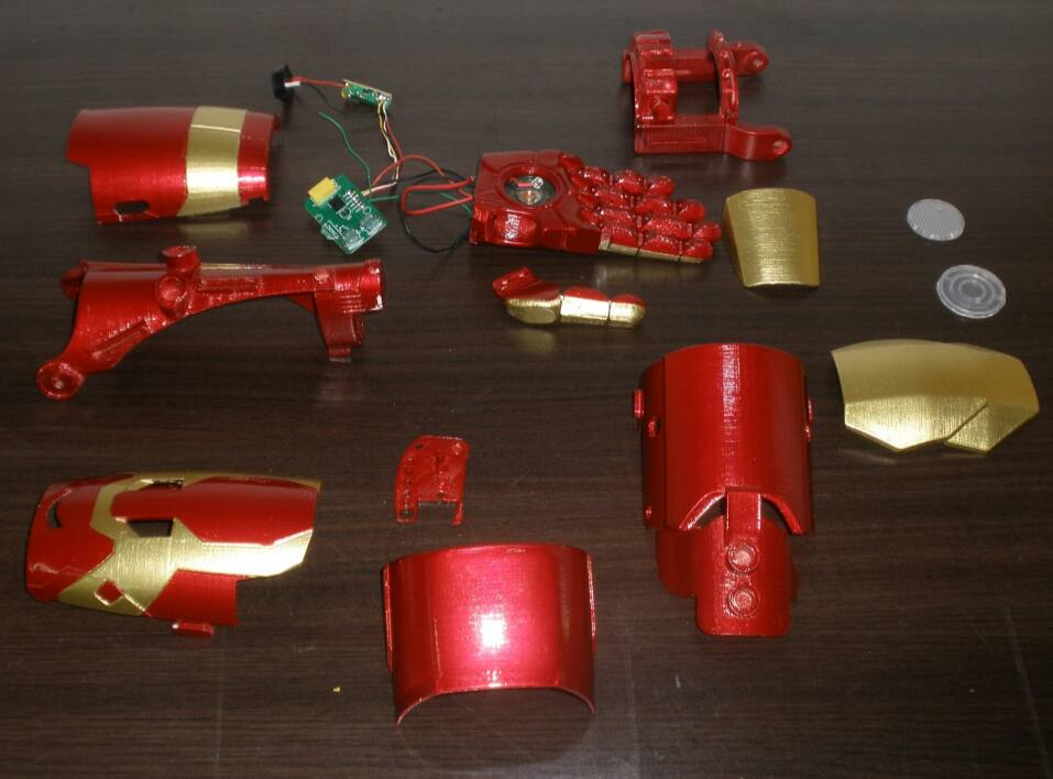 Conozca al niño con el brazo de 'Iron Man' – EL TIEMPO
