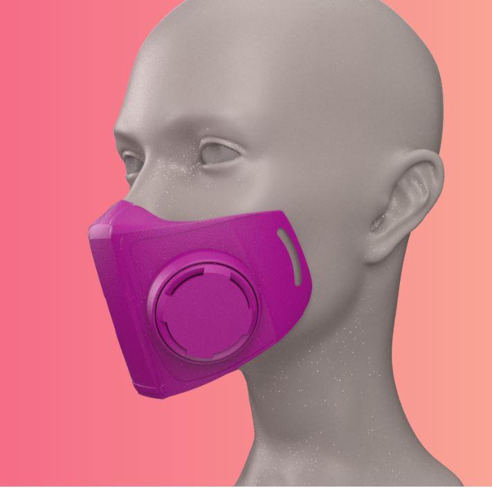 Tapabocas Impreso en 3D   COVID-19